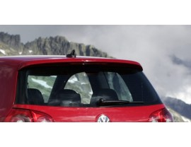 VW Golf 5 Plus M-Style Rear Wing