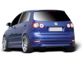 VW Golf 5 PlusThor Rear Bumper Extension