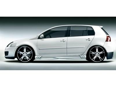 VW Golf 5 Power Seitenschwellern