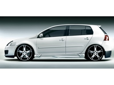 VW Golf 5 Power Side Skirts