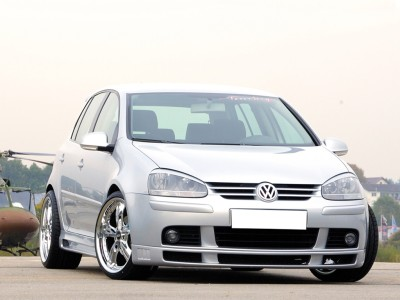 VW Golf 5 R2 Front Bumper Extension