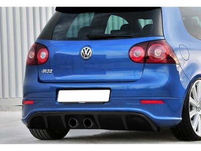 VW Golf 5 R32 DTM-F1-Look Rear Bumper Extension