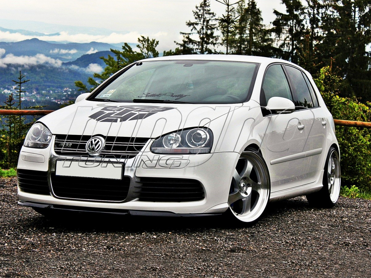 vw golf 5 r32 mx front bumper extension. Black Bedroom Furniture Sets. Home Design Ideas