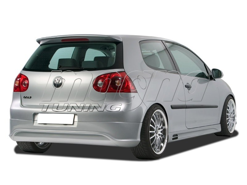 vw golf 5 r32 style rear bumper extension. Black Bedroom Furniture Sets. Home Design Ideas