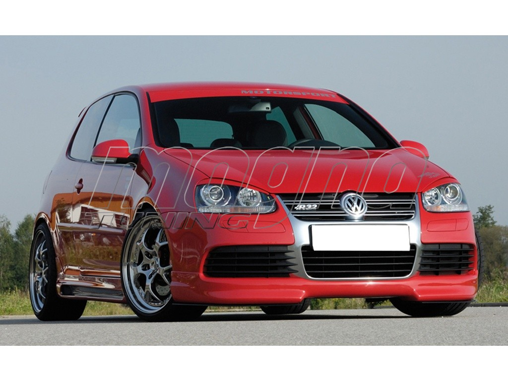vw golf 5 r32 vector front bumper extension. Black Bedroom Furniture Sets. Home Design Ideas