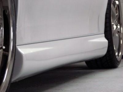 VW Golf 5 RS-Line Seitenschwellern