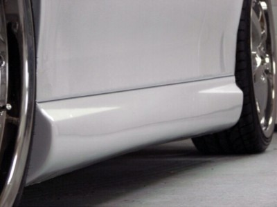VW Golf 5 RS-Line Side Skirts