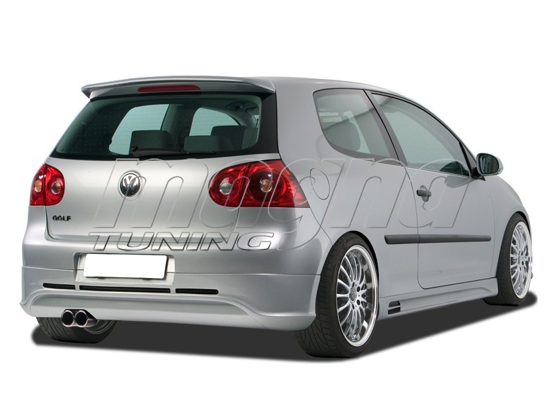 VW Golf 5 RX2 Roof Spoiler