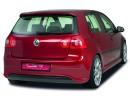 VW Golf 5 RX32 Rear Bumper Extension