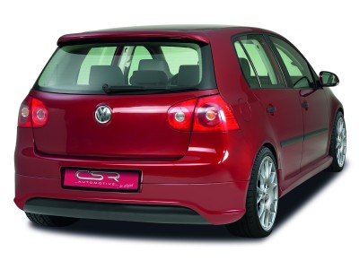 VW Golf 5 RX32 Rear Bumper Extension