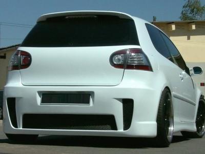 VW Golf 5 RaceStyle Heckstossstange
