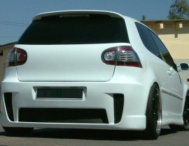 VW Golf 5 RaceStyle Rear Bumper