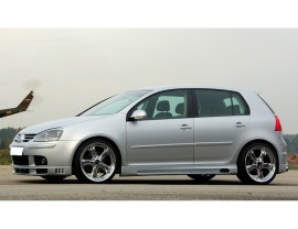 VW Golf 5 Recto Side Skirts