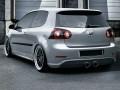 VW Golf 5 Sonic Rear Bumper