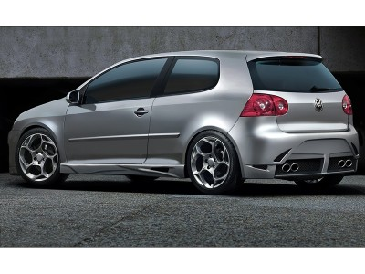 VW Golf 5 VX Side Skirts