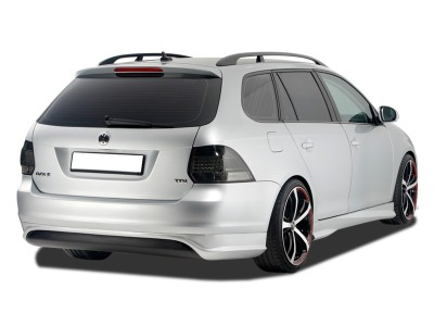 VW Golf 5 Variant Redo Rear Bumper Extension