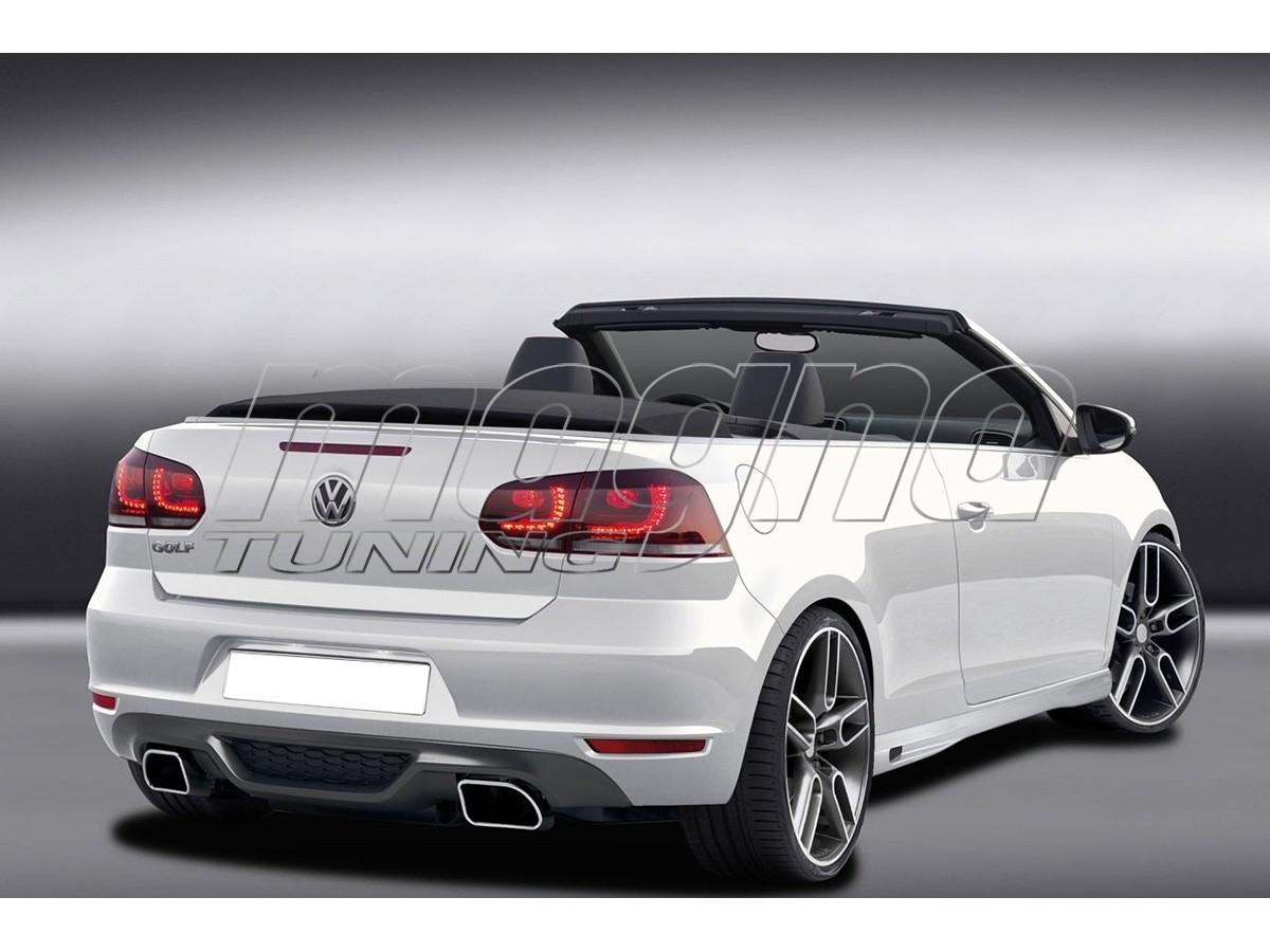 vw golf 6 cabrio c2 body kit. Black Bedroom Furniture Sets. Home Design Ideas