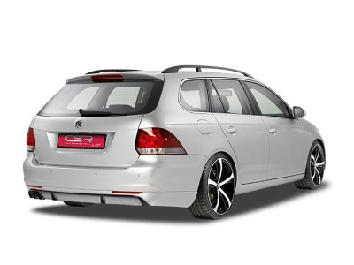 VW Golf 6 Cronos Rear Bumper Extension