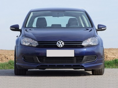 VW Golf 6 E-Style Front Bumper Extension