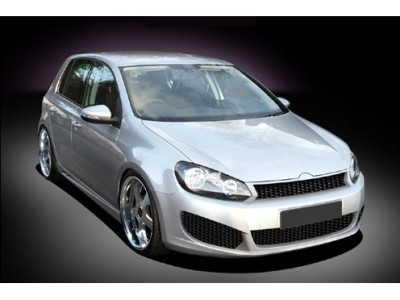 VW Golf 6 EDS Front Bumper