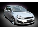VW Golf 6 EDS Frontstossstange