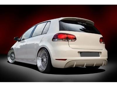 VW Golf 6 EDS Heckstossstange