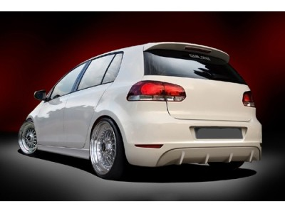 VW Golf 6 EDS Rear Bumper