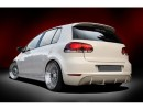 VW Golf 6 EDS Side Skirts