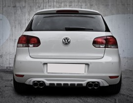 VW Golf 6 Enos Rear Bumper Extension
