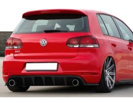 VW Golf 6 GTI / GTD Extensie Bara Spate I-Line