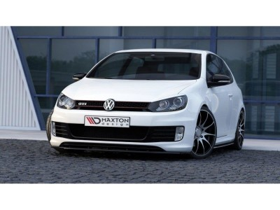 VW Golf 6 GTI 35TH Extensie Bara Fata Master