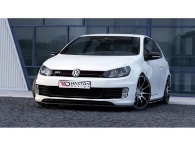 VW Golf 6 GTI 35TH Master Frontansatz