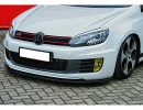 VW Golf 6 GTI I-Line Front Bumper Extension