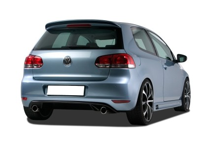 VW Golf 6 GTI-Look Rear Bumper Extension