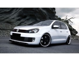 VW Golf 6 GTI M2-Style Front Bumper Extension