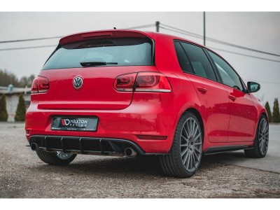 VW Golf 6 GTI Matrix Rear Bumper Extension