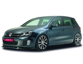 VW Golf 6 GTI/GTD CX Front Bumper Extension