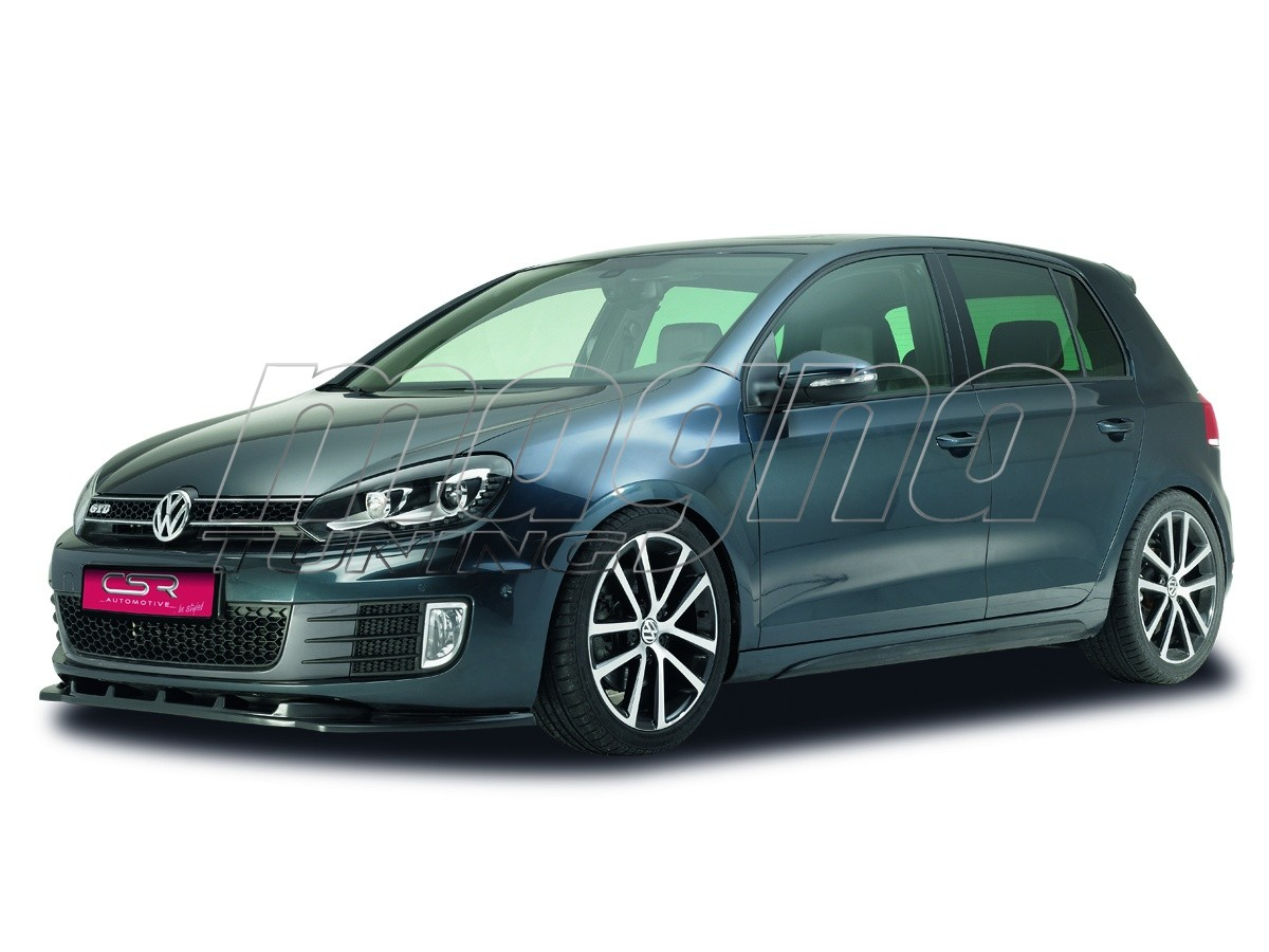 vw golf 6 gti gtd extensie bara fata cx. Black Bedroom Furniture Sets. Home Design Ideas