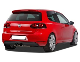 VW Golf 6 GTI/GTD R32-Look Rear Bumper Extension