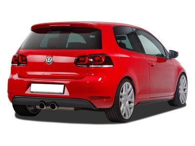 VW Golf 6 GTI/GTD R32-Look Rear Bumper Extension