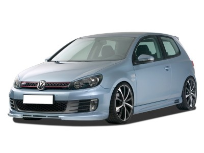VW Golf 6 GTI/GTD RX Front Bumper Extension