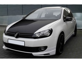 VW Golf 6 GTS Front Bumper Extension
