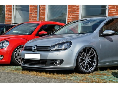 VW Golf 6 I-Line Front Bumper Extension