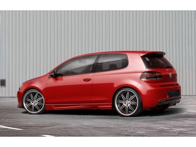 VW Golf 6 Infinity Side Skirts