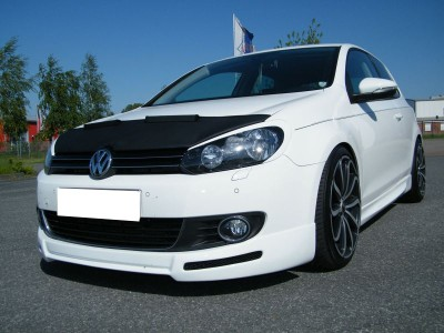 VW Golf 6 Intenso Front Bumper Extension