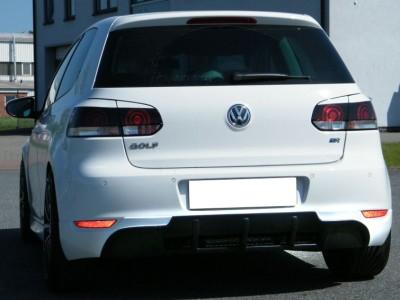 VW Golf 6 Intenso Heckansatz
