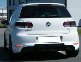 VW Golf 6 Intenso Rear Bumper Extension