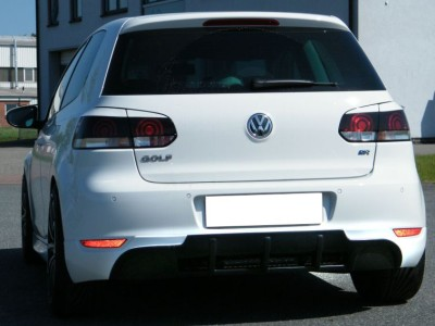 VW Golf 6 Intenso Rear Bumper Extension