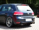 VW Golf 6 Invido Heckansatz