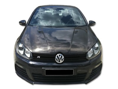 VW Golf 6 M-Look Carbon Fiber Hood